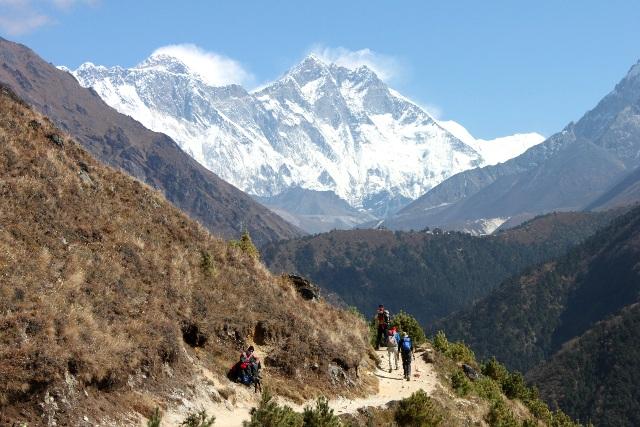 Stig i Himalaya