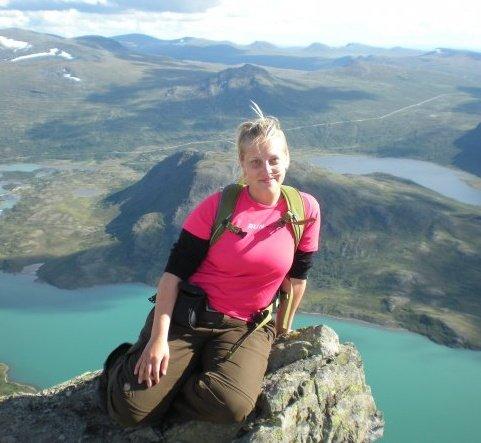 Emelie Andersson - Hi On Life's praktikant hösten 2009