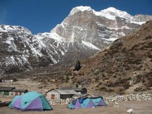 Härlig campingplats