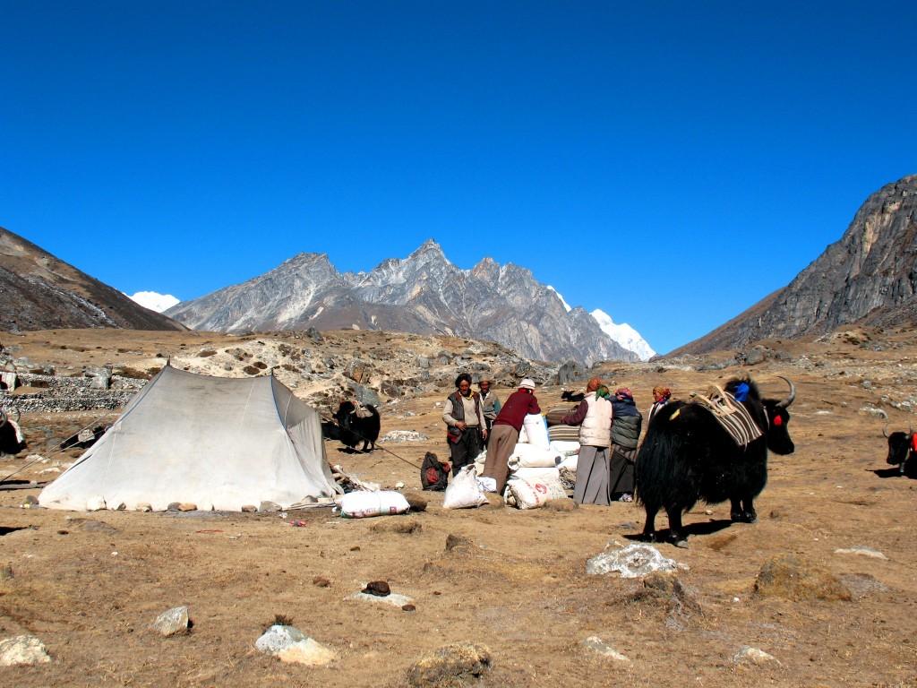 Everest Circuit vandring