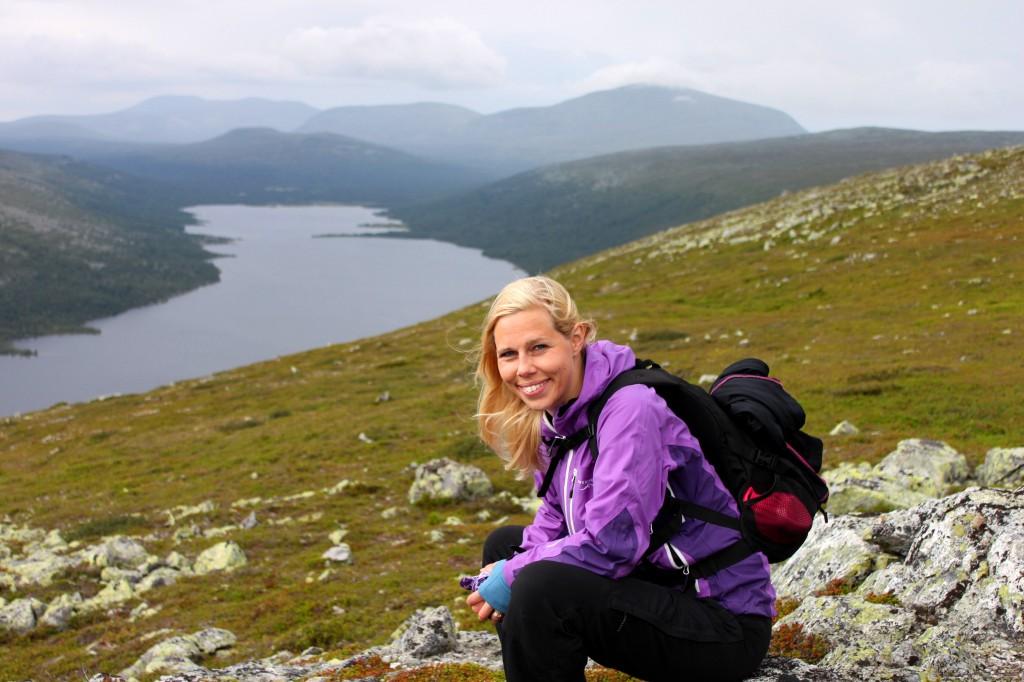 Fjällvandring i Dalarna