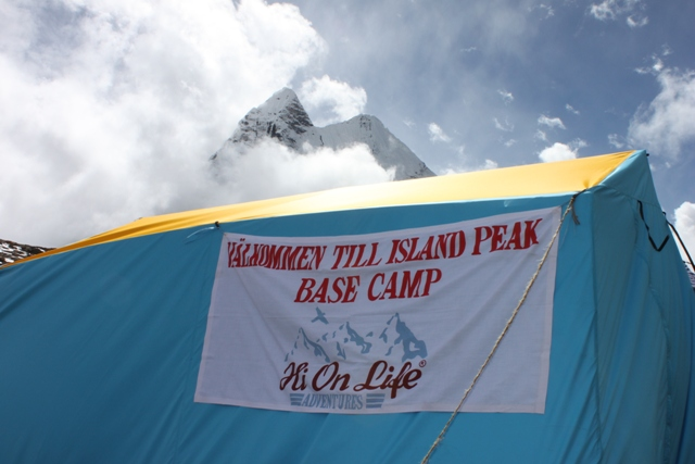 Valkommen till Island Peak BC
