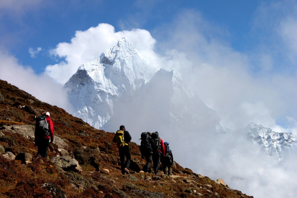 Everest Base Camp & Island Peak Trek
