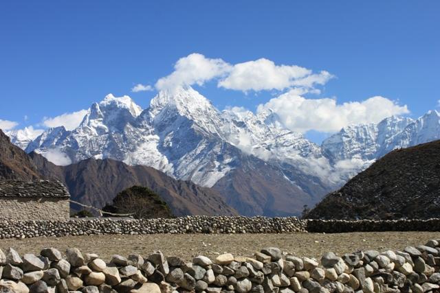 Thame, Nepal
