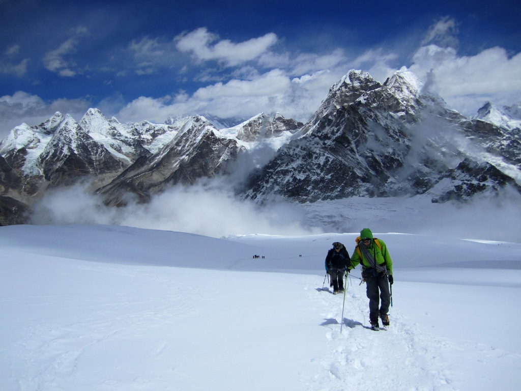 Storslagna Himalaya