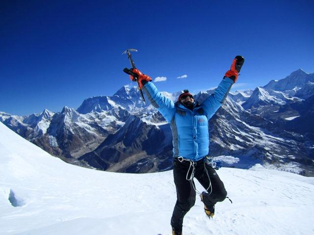 Mera Peak Expedition