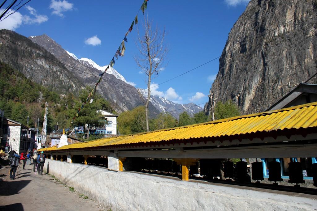 Längs med leden, Annapurna Circuit
