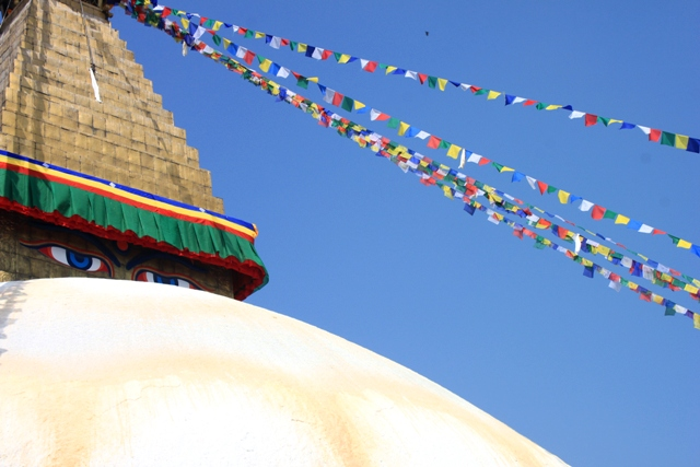 Buddhas ogon