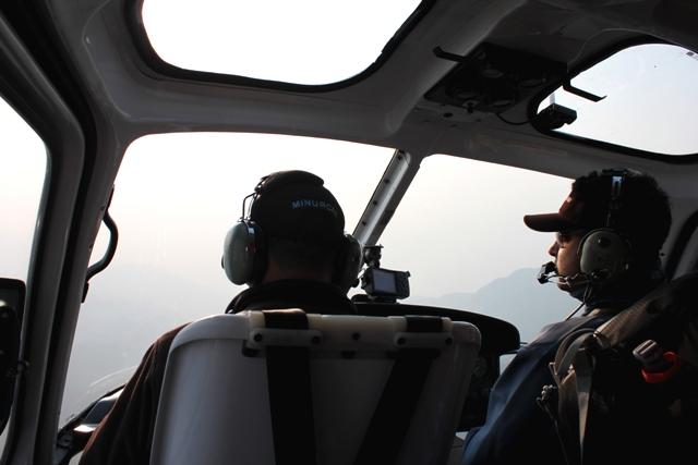 Vara skickliga piloter i action!