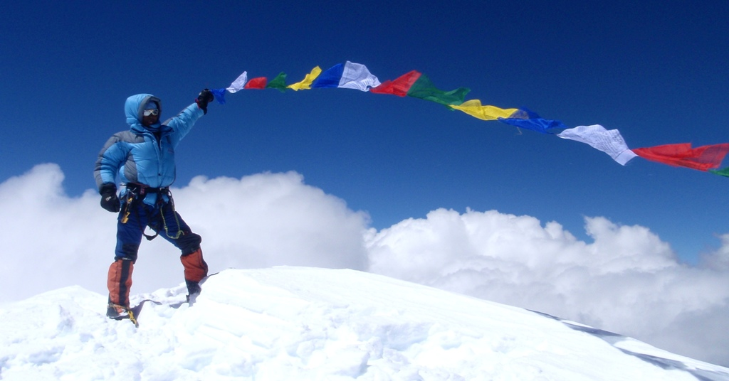Putha Hiunchuli Summit