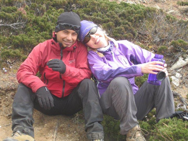 Saran & Christina