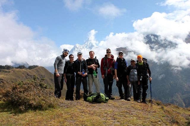 Gada och pigga alpinister!