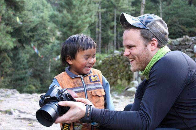 Oförglömliga möten med Nepals lokalbefolkning