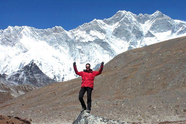 Kia i Himalaya