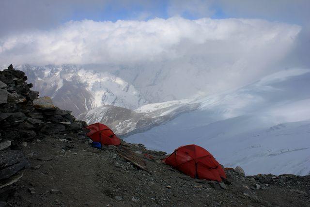 High Camp, när det började klarna upp