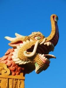 Sightseeing i Kathmandu - Bodnath Stupa
