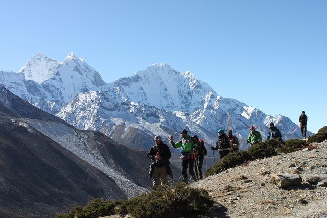 Trekking in Himalaya