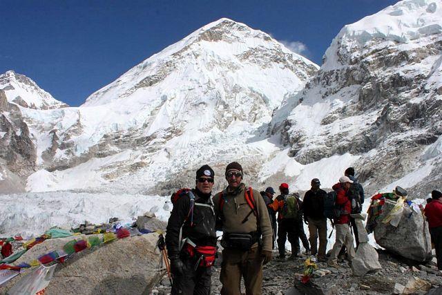 FRAMME!  Everest Base Camp!