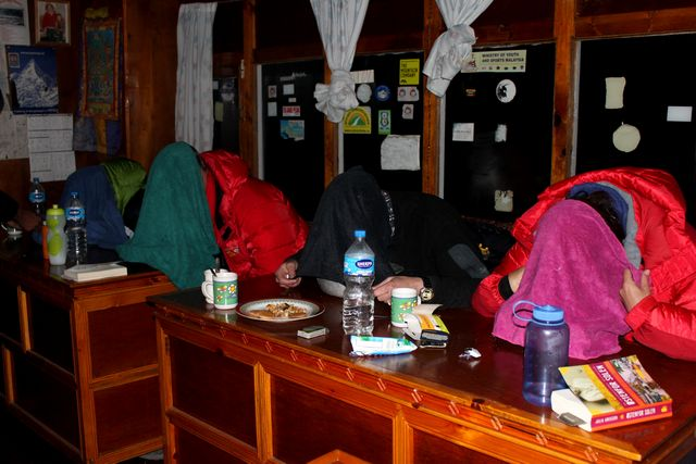 Saran's dunderkur för förkylda deltagare