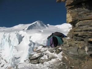 """Dags att packa ihop """"High Camp"""""""