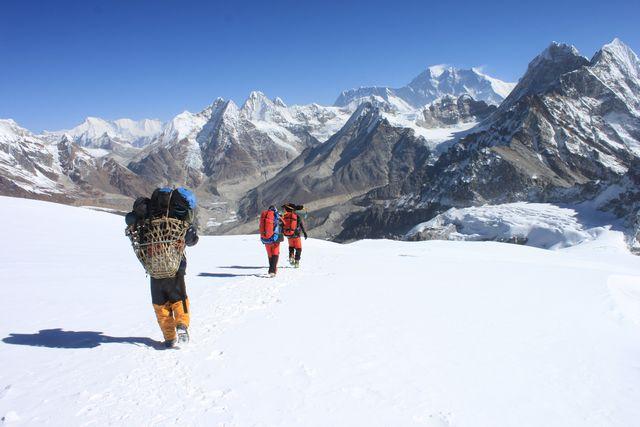 Himalaya i sitt ässe!